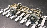 1/35 Dodge WC51/57/56 Rail Wheel Kit
