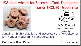 35463 Good Year Sand Pattern for Thunder Model TRCU30 trailer