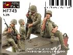 HF-743 ARVN M-113 ACAV Crew in Vietnam War (B) 2 fig.