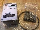 35034 1/35 Metal Track For WWII German Panzer III/IV Medium