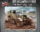 35202 British Scammell Pioneer R100 Heavy Artillery Tractor