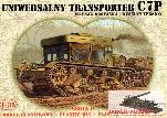 35903 - C7P - Universal transport tractor. Russian version.