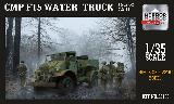 35166 1/35 CMP Ford F15 Water truck, Cab 11, 4x2drive