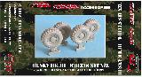 RMA 35291 Husky Mk.III Wheels Set