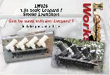LW026 1:35 scale Leopard 1 Smoke Launchers