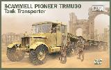 35031 Scammell Pioneer Tank Transporter with TRMU30 Trailer