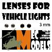 VT-VL01 lenses for vehicle lights