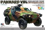 4603 French PANHARD VBL Light Armoured Vehicle w/ free cute plane