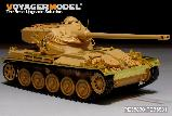 PE35830 Modern French AMX-13 light tank basic (smoke discharger,Atenna base Include)