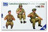 RV35029 Canadian Universal Carrier Crewmen in Italy 1944