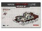 SPS-062 Sd.Kfz.182 King Tiger (Porsche Turret) Interior Set