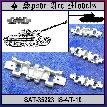 35223 Soviet IS-4/T-10 metal tracks