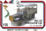 3053 WC 62 Armoured car / conversion set