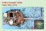 SMM 3513 CVR(T) Scimitar Turret Detail Set - Early
