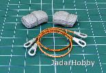 ER-3557 1/35 Towing cable for T-55