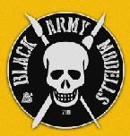 Black Army Modells