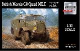 35402 1/35 British Morris C8 Quad  MK.II Early
